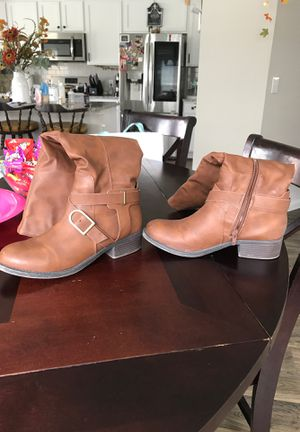 Women's boots 8w for Sale in Hutto, TX