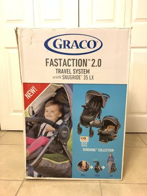 Graco Stroller and Infant Car Seat (Brand New) for Sale in Hampstead, NC