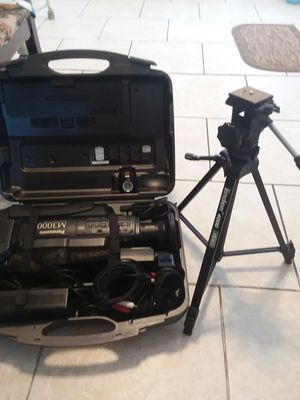 Panasonic M3000 VHS movie camera for Sale in Brentwood, NC