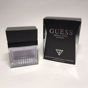 GUESS Seductive Homme • Eau de Toilette Men's Fragrance • Beauty • Fashion for Sale in Moreno Valley, CA