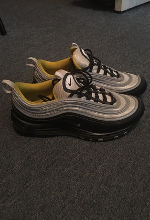 Nike air max 97 (Size 10.5) $130 (WILL NEGOTIATE) for Sale in Washington, DC