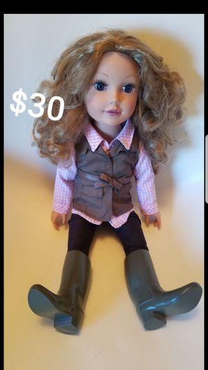 """Journey Girls 18"""" doll for Sale in Phoenix, AZ"""