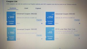 Bitmain Coupons for sale for Sale in Miami, FL
