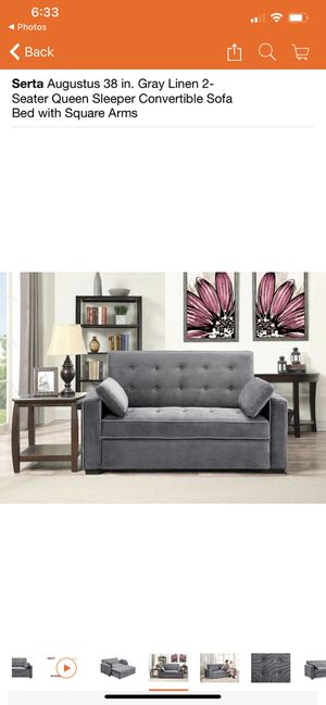 Sofa bed for Sale in Fayetteville, GA