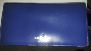Kate Spade blue wallet to March the purse. for Sale in Dallas, TX
