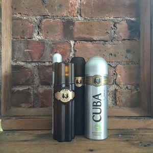 Cuba Men's fragrances for Sale in Newark, NJ