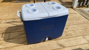 Large cooler with wheels. Nice! for Sale in Smyrna, TN