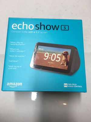 Amazon Echo Show 5 - New for Sale in Alameda, CA