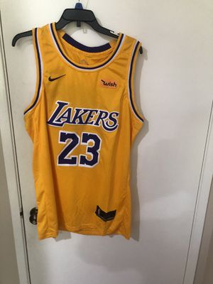 2019-2020 Lebron James Lakers Jersey for Sale in Loma Linda, CA