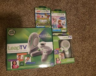 LEAP FROG GAME SYSTEM for Sale in Sherwood,  OR