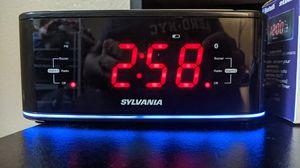 LIKE NEW - Bluetooth Smart Set Clock Radio for Sale in Bellevue, WA