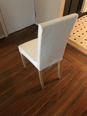 White Chair - excellent price! for Sale in Boston, MA