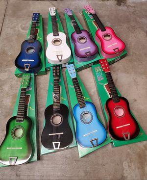 New kids guitars for Sale in Riverside, CA