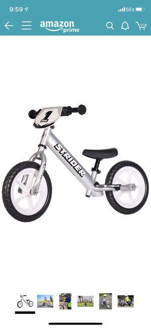 Strider Balancing Bike! for Sale in Santa Monica, CA