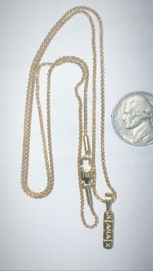"""Brand new Xanax pendant and 26"""" necklace for Sale in Lawndale, CA"""