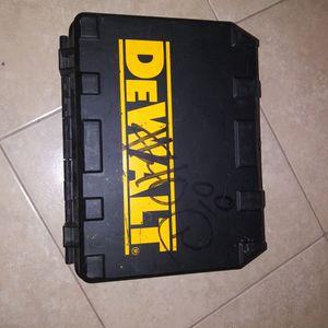 DW 920 DEWALT 7.2 VOLT HEAVY DUTY CORDLESS SCREWDRIVER for Sale in Tampa, FL