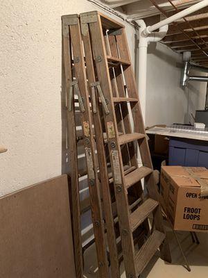 7 foot ladder - commercial duty for Sale in Troy, MI