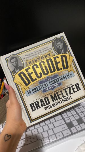 history decoded 10 greatest conspiracies of all time for Sale in Miami, FL