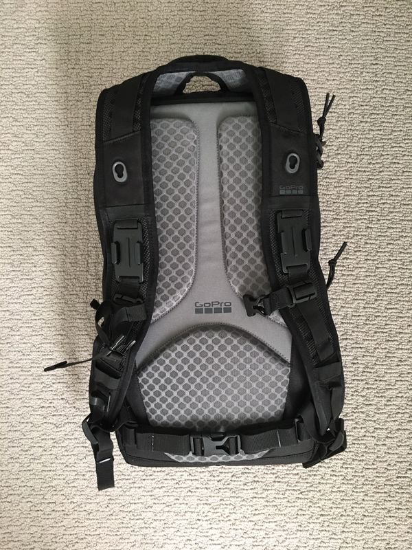 GoPro Seeker Backpack - limited grey edition!