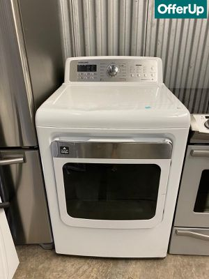 Works Perfect Samsung Gas Dryer Ask for Delivery! #1258 for Sale in Orlando, FL