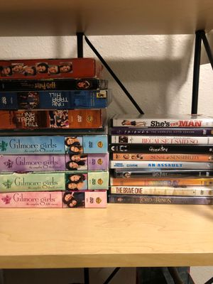 DVDs Gilmore girls one tree hill friends Harry Potter for Sale in Seattle, WA