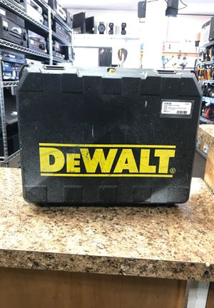 Dewalt rotary hammer corded for Sale in Chino Hills, CA