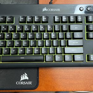 Corsair Gaming RGB Keyboard for Sale in Mountlake Terrace, WA