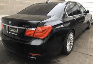2009-12 BMW 750 OEM SUSPENSION ALL AROUND for Sale in The Bronx, NY