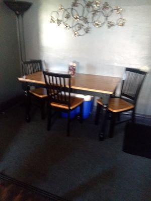 Kitchen table for Sale in Salt Lake City, UT