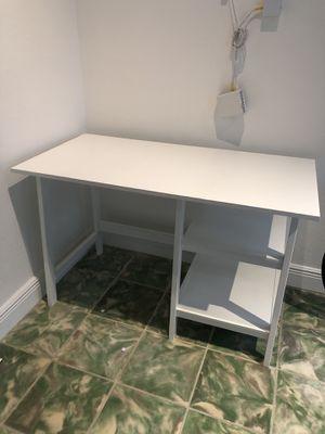 White Desk for Sale in Miami Beach, FL