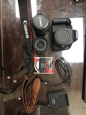 Canon Rebel T2i Digital Camera for Sale in Santa Ana, CA