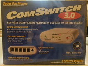 ComSwitch 3.0 - switch - 4 ports for Sale in Riverside, CA