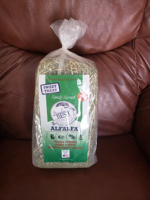 Grandpa's Best Alfalfa Hay 5# for Sale in Middleburg Heights, OH