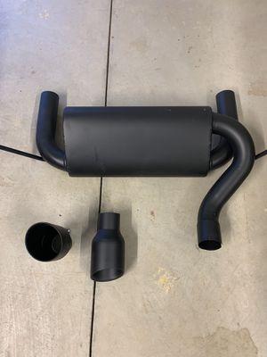-NEW!-ETL black cat exhaust system for Jeep Wrangler 2007-2018 for Sale in BRUSHY FORK, WV