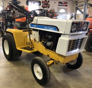 Cub Cadet 1200 Garden Tractor for Sale in Smithsburg, MD