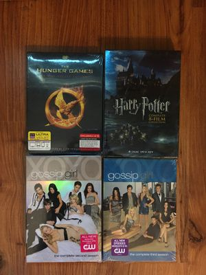 Brand New DVD Sets for Sale in Gardner, MA