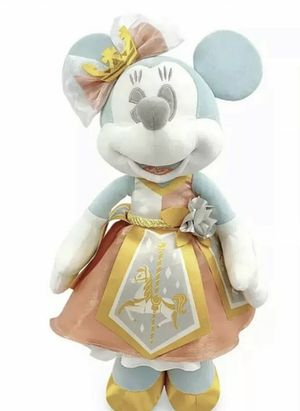 Minnie Mouse: The Main Attraction Plush – King Arthur Carrousel Limited Release for Sale in Abington, PA