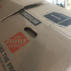 Free moving Boxes, Used Once For A Recent Move. There's About 50 Total for Sale in Livermore, CA