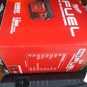 M18 Fuel 18v Lithium Electric Quiet Compressor for Sale in Baltimore, MD