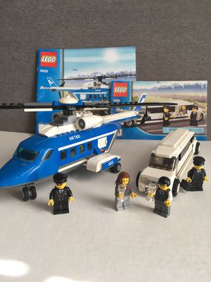 LEGO City Helicopter and Limousine #3222 for Sale in Modesto, CA