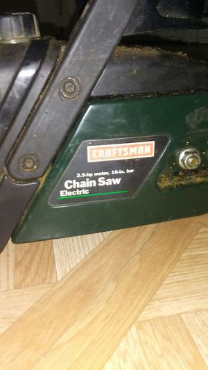 Chainsaw for Sale in Goodyear, AZ