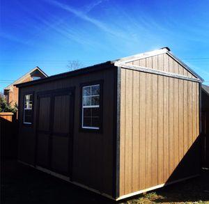 Built Onsite Portable Building for Sale in Nashville, TN