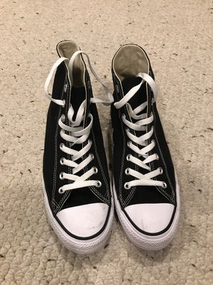 Converse Chuck Taylor High Top (Size 8.5 Men's/ Like New) for Sale in Long Beach, CA