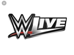 I have 2 wwe tickets for Sale in Toledo, OH