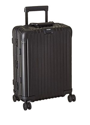 brand new luggage rimowa topas cabin size black aluminum for Sale in New York, NY