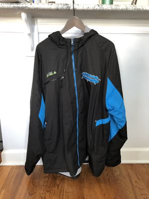 Carolina Panthers - Reebok Team Issued Winter Jacket - XL for Sale in Orlando, FL
