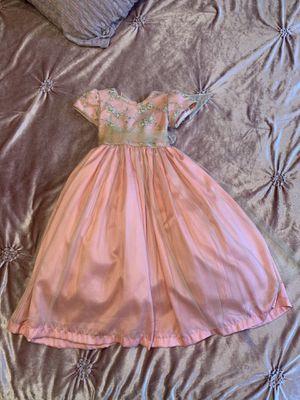 Elegant flower girl dress for Sale in Anaheim, CA
