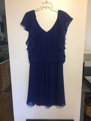 Blue Dress by SL Fashions - Size 8 for Sale in Washington, IL