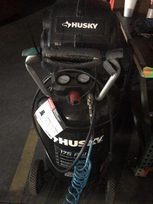 30 Gal Husky Air Compressor for Sale in Atlanta, GA