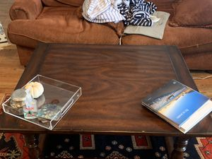 Brown Coffee Table for Sale in Houston, TX